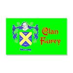 Clan Furey Car Magnet 20 x 12