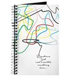 Scribbling Colours Journal