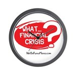 What Financial Crisis Wall Clock