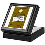 Law Lecturer's Keepsake Box