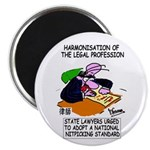 "Nitpicking Lawyer's 2.25"" Magnet (100 pack)"