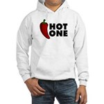 Hot One Chili Hooded Sweatshirt