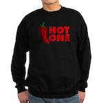 Hot One Chili Sweatshirt (dark)