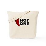 Hot One Chili Tote Bag