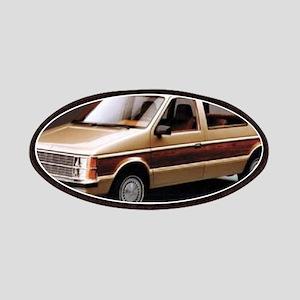 1984 Dodge Caravan Patches