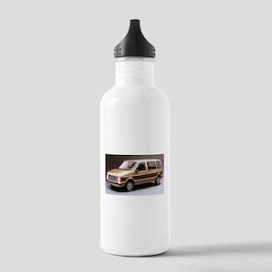 1984 Dodge Caravan Stainless Water Bottle 1.0L