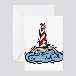 Lighthouse101 Greeting Cards (Pk of 10)