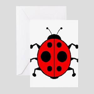 Ladybug108 Greeting Cards (Pk of 10)