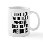 Dead weights Mug