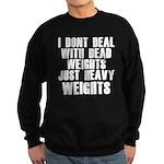 Dead weights Sweatshirt (dark)