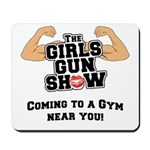 Girls Gun Show Mousepad