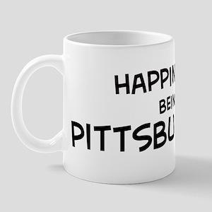Happiness is Pittsburgh Mug