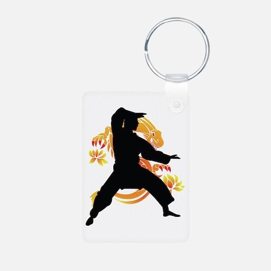 Dragon fighter Keychains