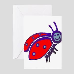 Ladybug107 Greeting Cards (Pk of 10)