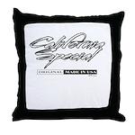 California Special Throw Pillow