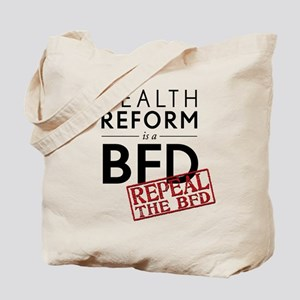 Health Reform is a BFD Tote Bag