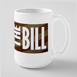 REPEAL the BILL Large Mug