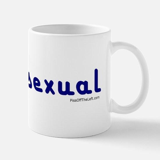 Retrosexual Mug