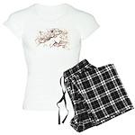 Ophelia Rising Women's Light Pajamas
