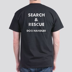 SAR Dogs Dark T-Shirt