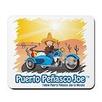 Mexican Chopper Mousepad