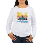 Mexican Chopper Women's Long Sleeve T-Shirt