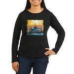 Mexican Chopper Women's Long Sleeve Dark T-Shirt
