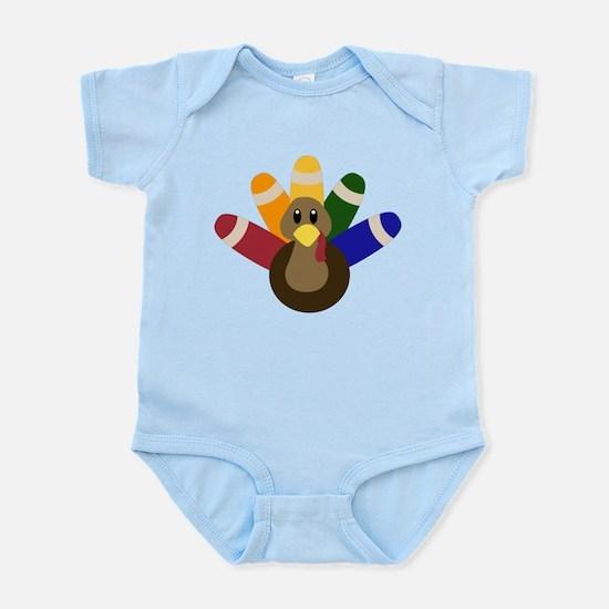 Tommy Turkey Infant Bodysuit