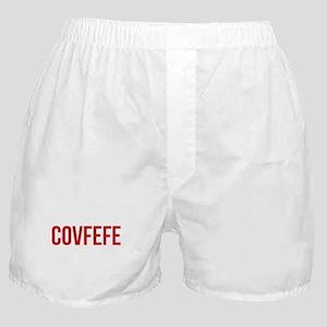 Covfefe Trump 2017 Boxer Shorts