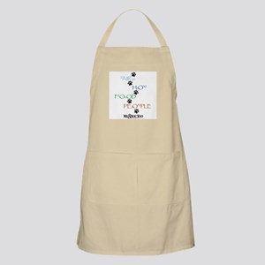 The Mission BBQ Apron