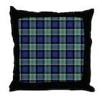 Tartan - Syme Throw Pillow