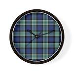 Tartan - Syme Wall Clock