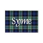 Tartan - Syme Rectangle Magnet (100 pack)