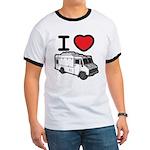 I Love Food Trucks! Ringer T