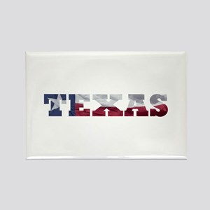 TEXAS Rectangle Magnet (10 pack)