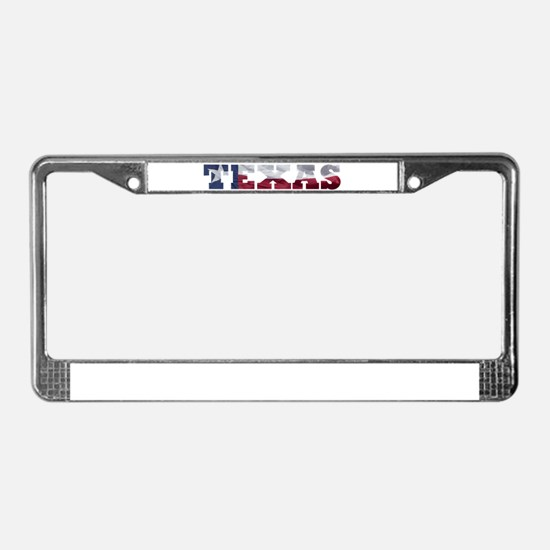 TEXAS License Plate Frame