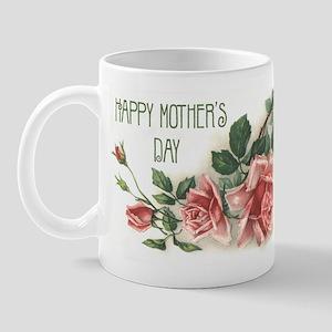 Mother's Day Roses Mug