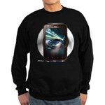 Mobile Phone Sweatshirt (dark)