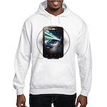 Mobile Phone Hooded Sweatshirt