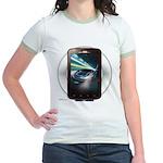 Mobile Phone Jr. Ringer T-Shirt