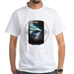 Mobile Phone White T-Shirt