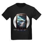 Mobile Phone Kids Dark T-Shirt