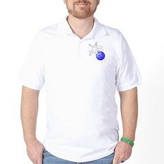 Dodge Ball Golf Shirt