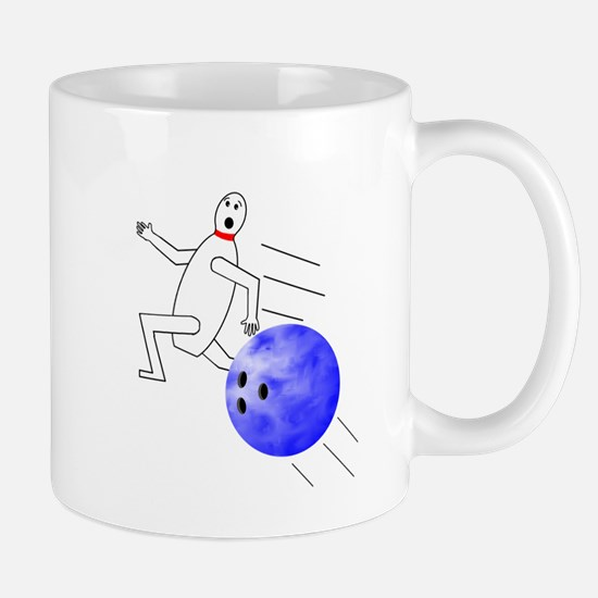 Dodge Ball Mug