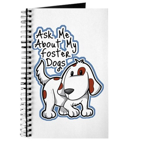Ask Me About (Dogs) Journal
