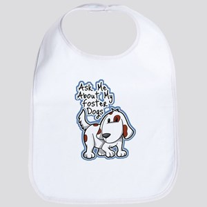 Ask Me About (Dogs) Bib