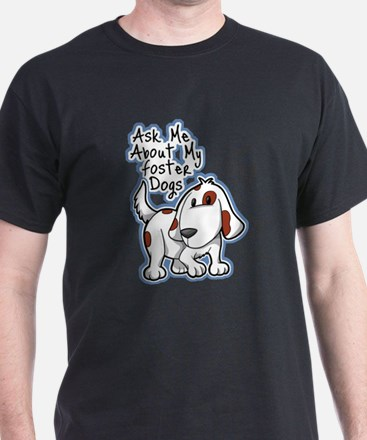 Ask Me About (Dogs) T-Shirt