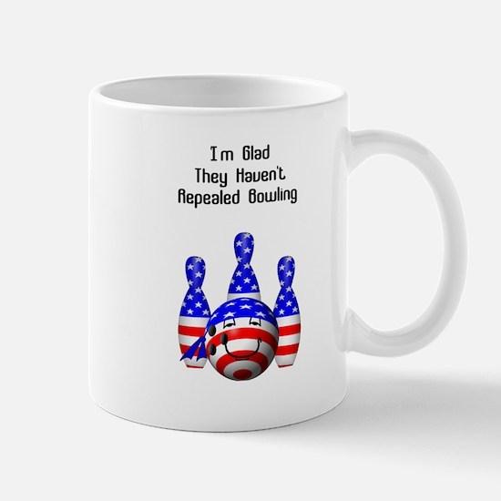 Repeal Bowling? Mug