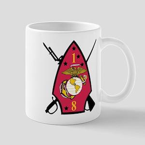 1st Battalion - 8th Marines Mug