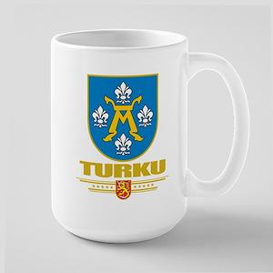 Turku Large Mug
